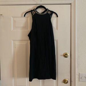 G by Guess black mini dress